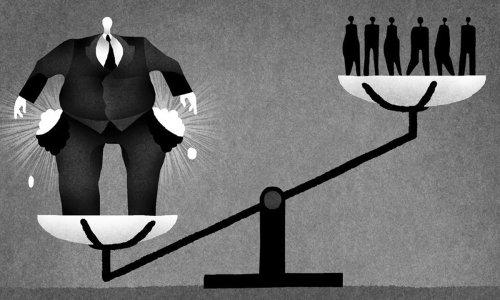Ricchezza e povertà: le disuguaglianze si riducono rifiutando il consumismo