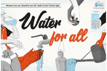 Giornata mondiale dell'acqua...che a breve si esaurirà!