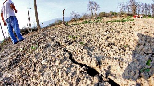 L'Italia in siccità già a marzo. Colpa degli ambientalisti!