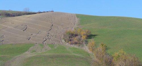 Erosione del suolo sulle colline del Prosecco: ecco lo studio