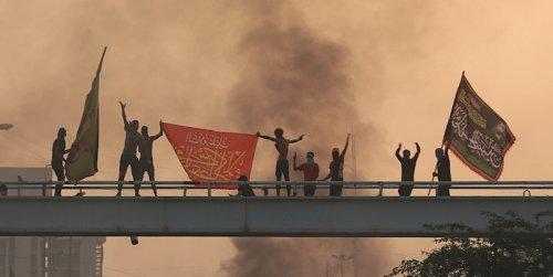 Rivolta contro la repressione in Iraq... nel (quasi totale) silenzio dei media mainstream