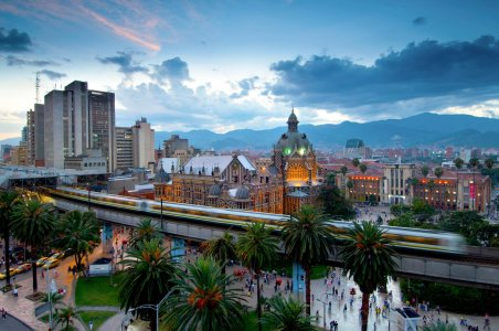 La mobilità urbana sostenibile strumento per migliorare la qualità della vita: il caso di Medellín