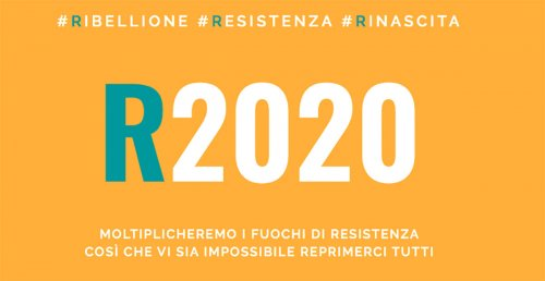 Nasce R2020. I promotori: «Creiamo un fronte comune per resistere, reagire, reinventarsi»