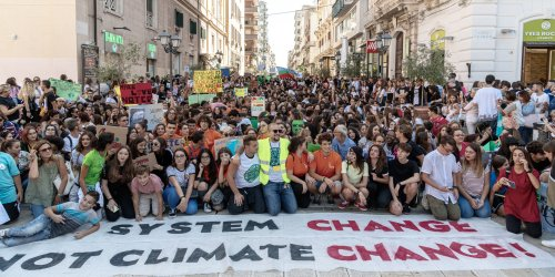 Fridays for future: la grande illusione?