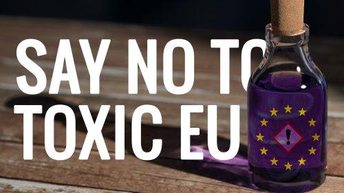 «Diciamo no a un'Europa tossica»: appello e petizione europea