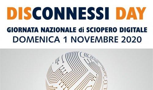 L'Alleanza Stop 5G: «Disconnessi Day, il 1° novembre sciopero digitale»