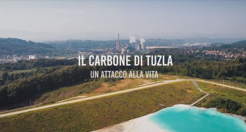Re:Common: «Il carbone di Tuzla, progetto devastante»