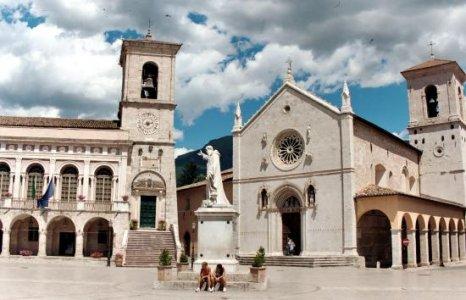 Norcia, il cuore verde d'Italia