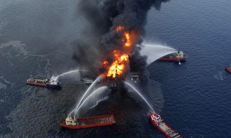 Marea Nera, in un sito web i documenti 'segreti' sulla Deepwater Horizon