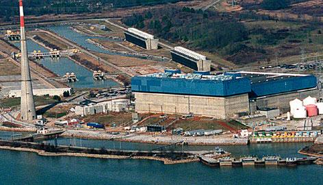 Usa: il tornado spegne la centrale nucleare Browns Ferry