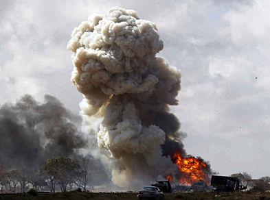 Libia, ancora attacchi e l'Italia è in prima linea