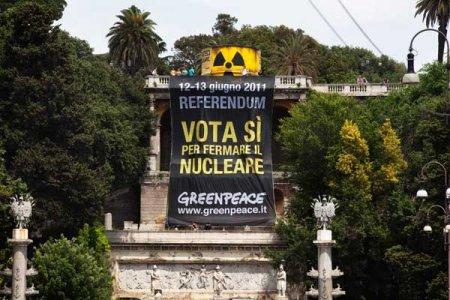Si vota anche sul nucleare!