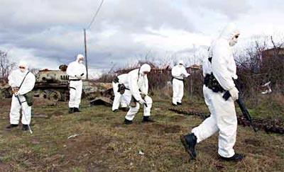 Il poligono di Quirra e l'uranio nelle tasche di Veronesi