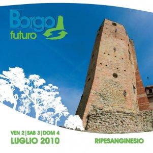 Borgo futuro, dall'1 al 3 luglio a Ripe San Ginesio