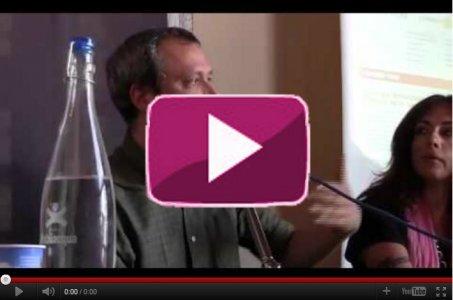 Carlo Bogliotti a Terra Futura: l'alimentazione, l'agricoltura e la comunità 1/2