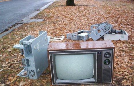 Rifiuti elettronici: in un anno raccolte oltre 10.000 tonnellate