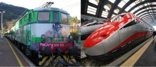 Tav al  Nord e meno treni al Sud, chi vuole dividere il Paese?