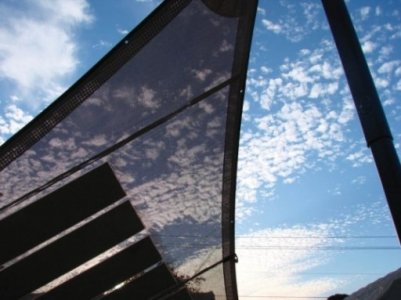 Tende fotovoltaiche: rifugi di soccorso e campeggio a energia rinnovabile