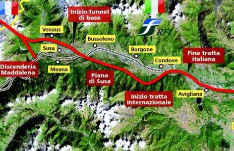 Val di Susa, un presidio militare a difesa di niente