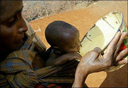 Corno d'Africa: è emergenza umanitaria, colpa dei cambiamenti climatici?