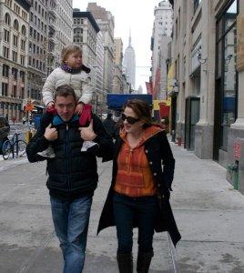 No Impact Man. L'esperimento di una famiglia nel cuore di NY