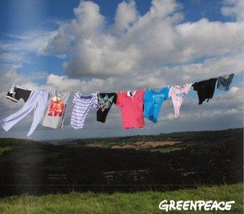 Greenpeace: sostanze tossiche negli abiti sportivi delle grandi marche