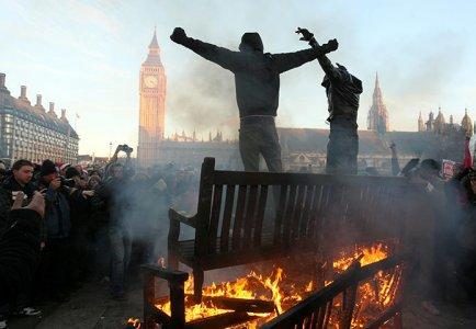Da Londra alla Libia: tira una brutta aria