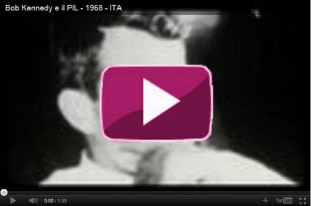 Robert Kennedy e il discorso sul PIL e la felicità