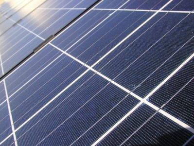 Campania, un parco fotovoltaico nelle terre dei Casalesi