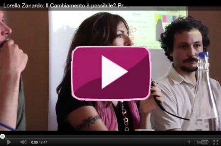 Lorella Zanardo a Terra Futura: donne e cittadinanza attiva 1/2