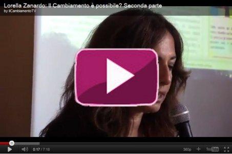 Lorella Zanardo a Terra Futura: donne e cittadinanza attiva 2/2