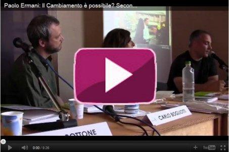 Paolo Ermani a Terra Futura 2011 - Ambiente, energia e occupazione 2/2