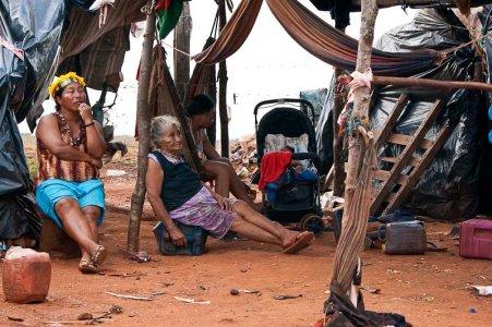 Biocarburanti, in Brasile i Guarani chiedono a Shell di lasciare le loro terre