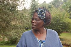 Ci lascia Wangari Maathai, la
