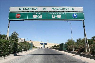 Rischio disastro ambientale a Malagrotta. La discarica chiuderà