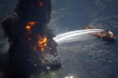 Golfo del Messico: avvistate nuove tracce di petrolio