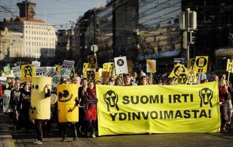 Anche la Finlandia chiede un referendum sul nucleare
