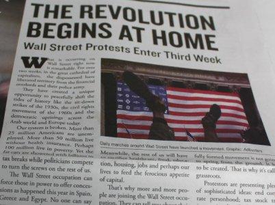 Occupy Wall Street: disordini e arresti durante la marcia di protesta
