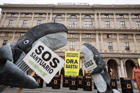 Liguria e Toscana si impegnano per salvare il Santuario dei Cetacei