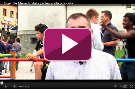 Roger De Menech: dalla protesta alla proposta