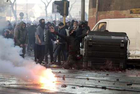 Il 15 ottobre a Roma, così lontano da piazza Tahrir