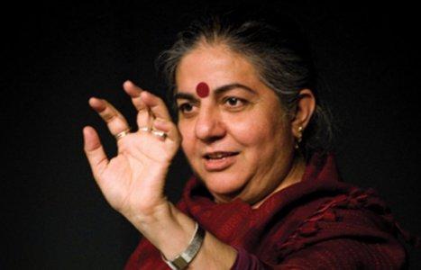 OGM. Vandana Shiva:
