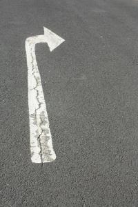 Uscire dal parcheggio, ovvero: come perdersi seguendo i segnali
