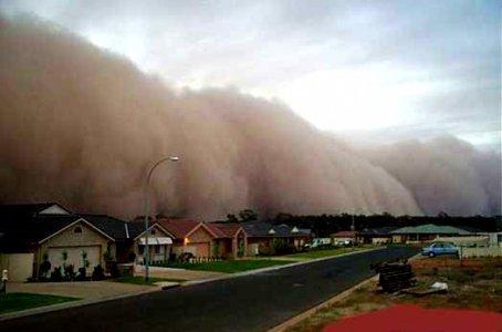 Catastrofi naturali in aumento, colpa del riscaldamento globale
