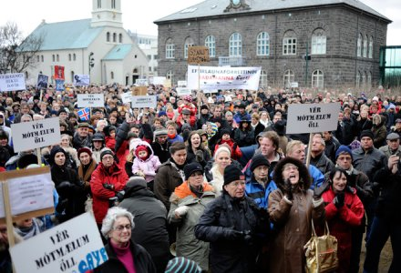 La rivincita dell'Islanda: non c'è benessere senza partecipazione