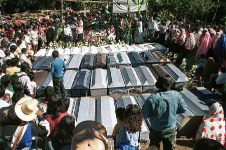 La lotta del Chiapas a quattordici anni dalla strage di Acteal
