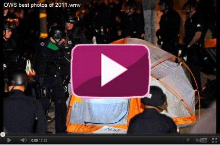 Occupy Wall Street, le immagini del movimento nel 2011