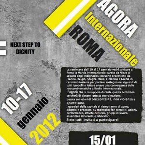 La Marcia Internazionale Nizza-Atene è a Roma fino al 17 gennaio