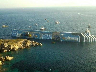 Costa Concordia, corsa contro il tempo per evitare il disastro ambientale