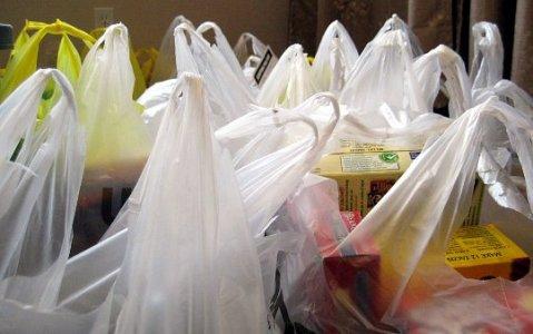 Vietati i sacchetti con additivi:  il nuovo bando diventa legge